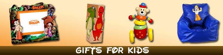 Kids Special, Chotta Bheem Bedding, Stationery, Furniture, Kids Study Set