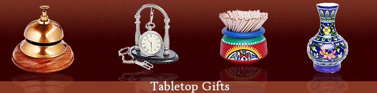 Table Top Gifts, Desk Clocks, Pen Set and More