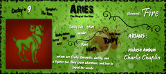Aries - Mug (Mar 21-Apr 19) Text Only
