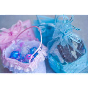 baby boy shower premium chocolates