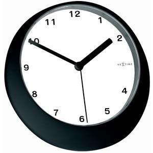 balance by teun fleskens designer clock from nextime 5174zw