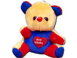 Best Wishes Teddy Soft toy