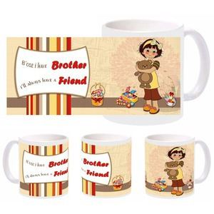 brother a friend mug