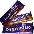Cadbury Assorted Bars Crackle Dairy Milk