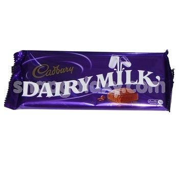 cadbury dairy milk chocolate 95g