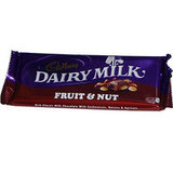 Cadbury Dairy Milk Fruit and Nut 80g