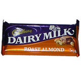 Cadbury Dairy Milk Roast Almond 42g