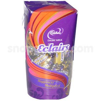 cadbury eclairs 140 pcs