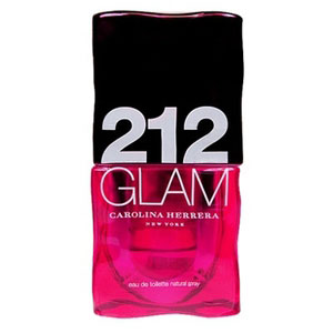 carolina herrera 212 glam women 60ml premium perfume