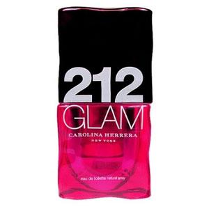 carolina herrera 212 glam women 60ml premium perfume