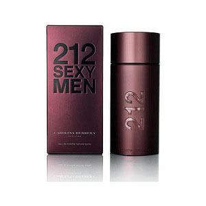 carolina herrera 212 sexy men 100ml premium perfume