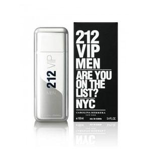carolina herrera 212 vip men 100ml premium perfume