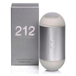 carolina herrera 212 women 60ml premium perfume