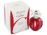 Cartier Delices Women, 100ml