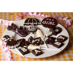 choco lollipop it is a girl premium chocolates