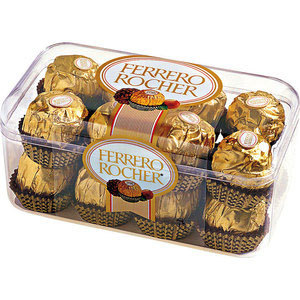 chocolate ferrero rocher pack of 16