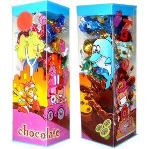 chocolates premium designer box tall boy