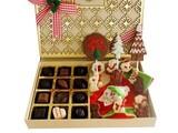 Christmas and New Year Chocolates Designer Treat