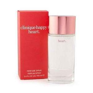 clinique clinque happy heart women 100ml premium perfume