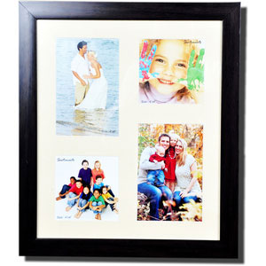 collage photo frame 4x4in and 4x6in