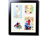 Collage Photo Frame - 4x4in and 4x6in