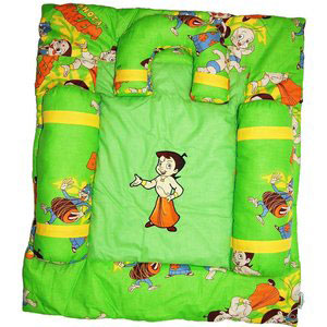craddle set chotta bheem green meadows green