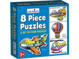 Creative's 8 Piece Puzzles