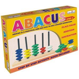 creative abacus ii