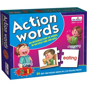 creative action words