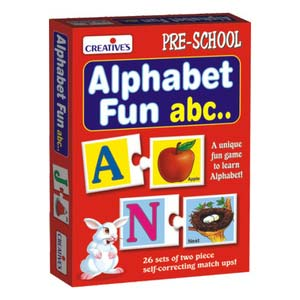 creative alphabet fun abc