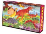 Creative's Amazing Dinosaurs (100 Pcs. Puzzles)