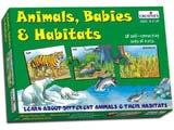 Creative's Animal Babies & Habitats