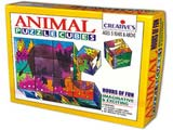 Creative's Animal Puzzles Cubes
