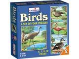 Creative's Birds 4 Puzzles - 2