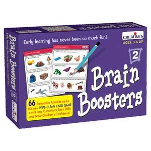 creative brain boosters ii