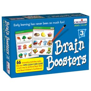 creative brain boosters iii