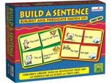 Creative's Build A Sentence - I
