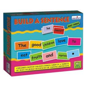 creative build a sentence iii
