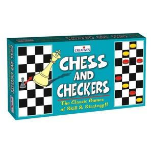 creative chess and checkers