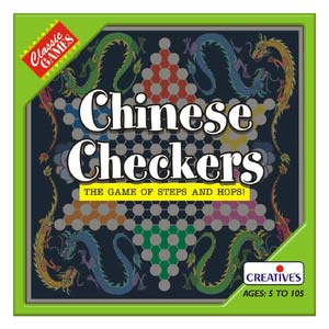 creative classic games chinese checkers