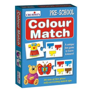 creative colour match