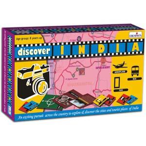 creative discover india