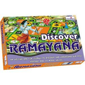 creative discover ramayana