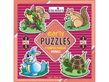 Creative's Early Puzzles - Animals
