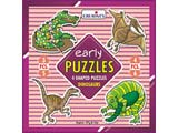 Creative's Early Puzzles - Dinosaurs