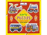 Creative's Early Puzzles - Special Vehicles