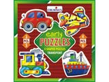 Creative's Early Puzzles - Transport