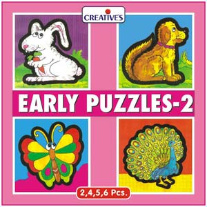 creative early puzzles two