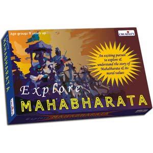 creative explore mahabharata