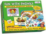 Creative's Fun With Phonics - Consonant Blends